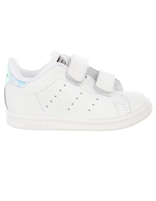 55b3bec9c2f Tenis Adidas Originals Stan Smith para niño. Precio Sugerido  ...