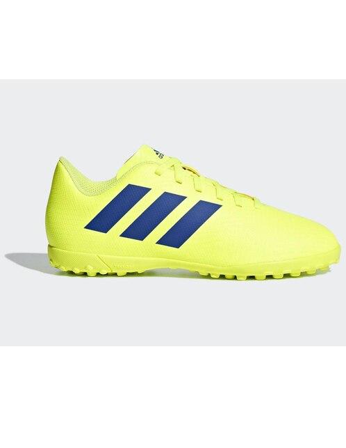 20c453a7ce65c Tenis Adidas Nemeziz 18.4 TF fútbol para niño