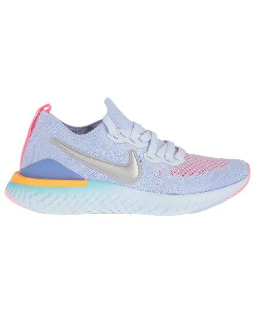 5ef4867bc Tenis Nike Epic React Flyknit 2 correr para niña