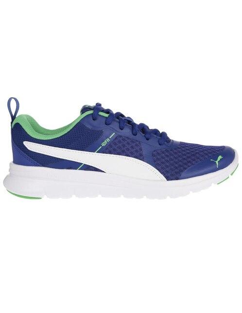 4d2aaf6687 Tenis Puma Flex Essential correr para niño
