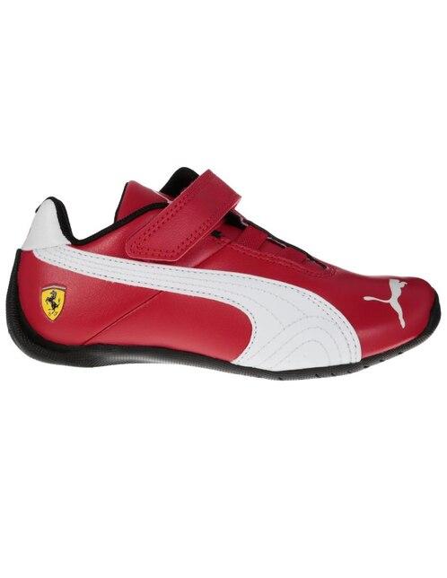 8c37ab48a1e73 Tenis Puma Ferrari Future Cat V PS para niño