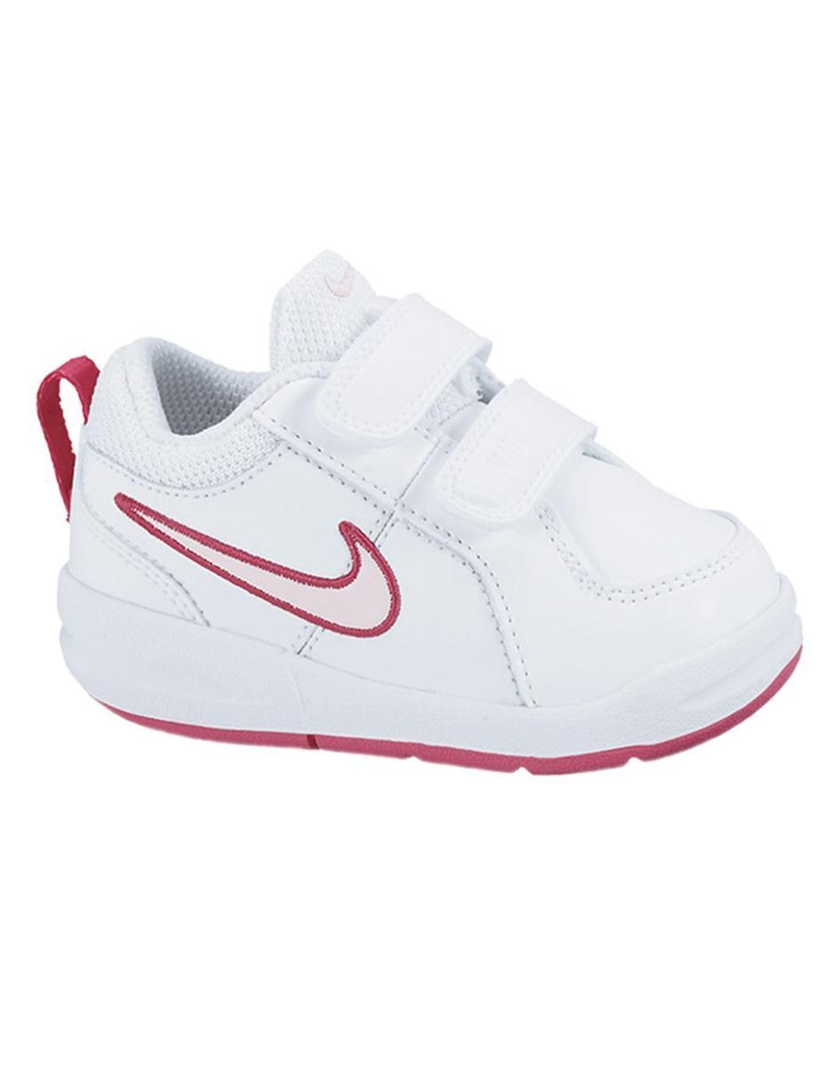 Nike Tenis Escolar Pico 4 Unisex eb4b480d36b