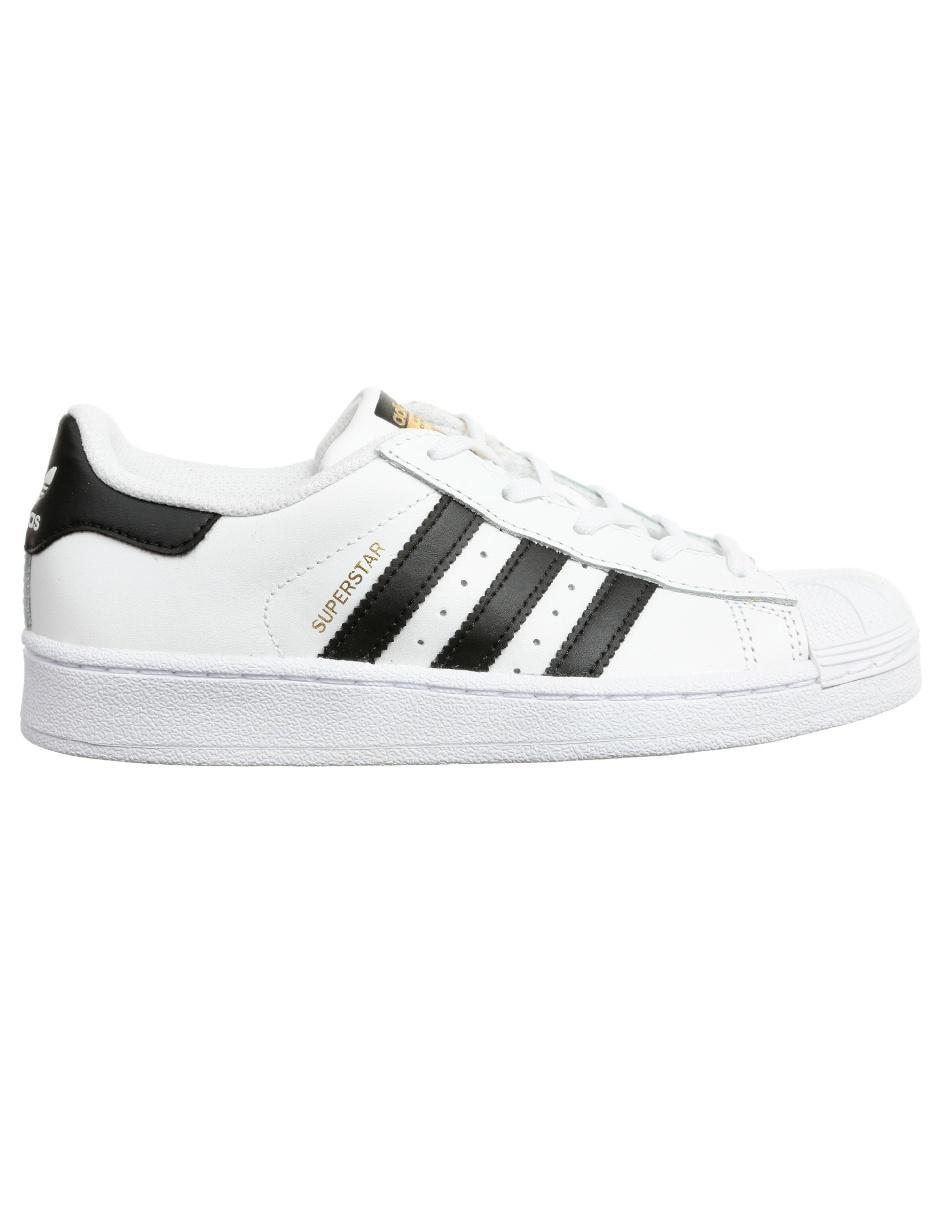 adc45de3d Tenis Adidas Originals Superstar Foundation para niño Precio Sugerido