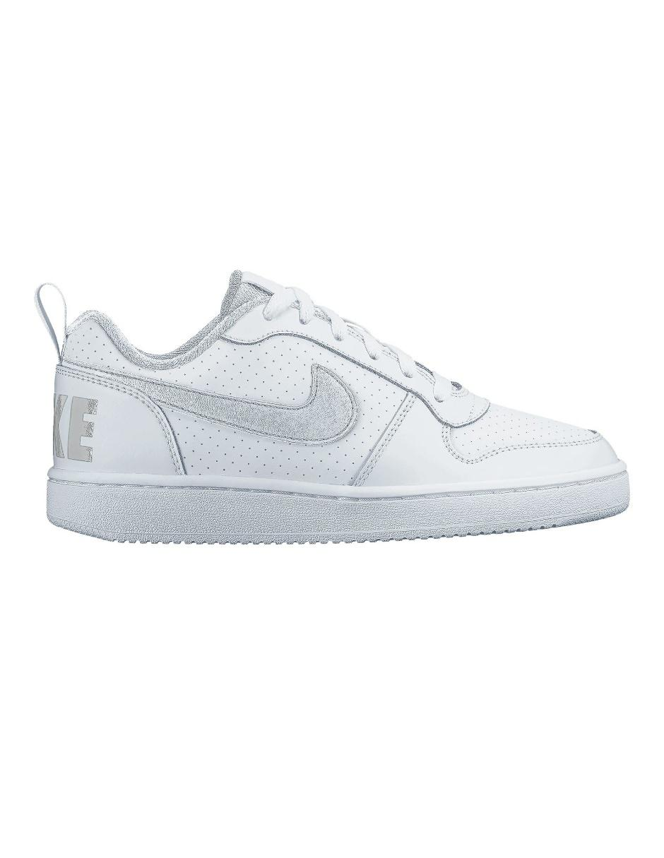 Tenis Nike Court Borough Low para niño