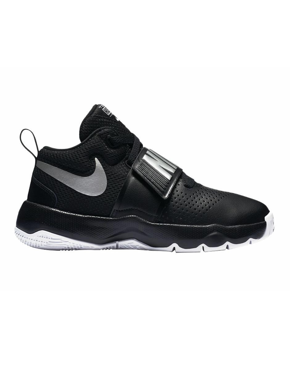 Tenis Nike Team Hustle D8 para niño