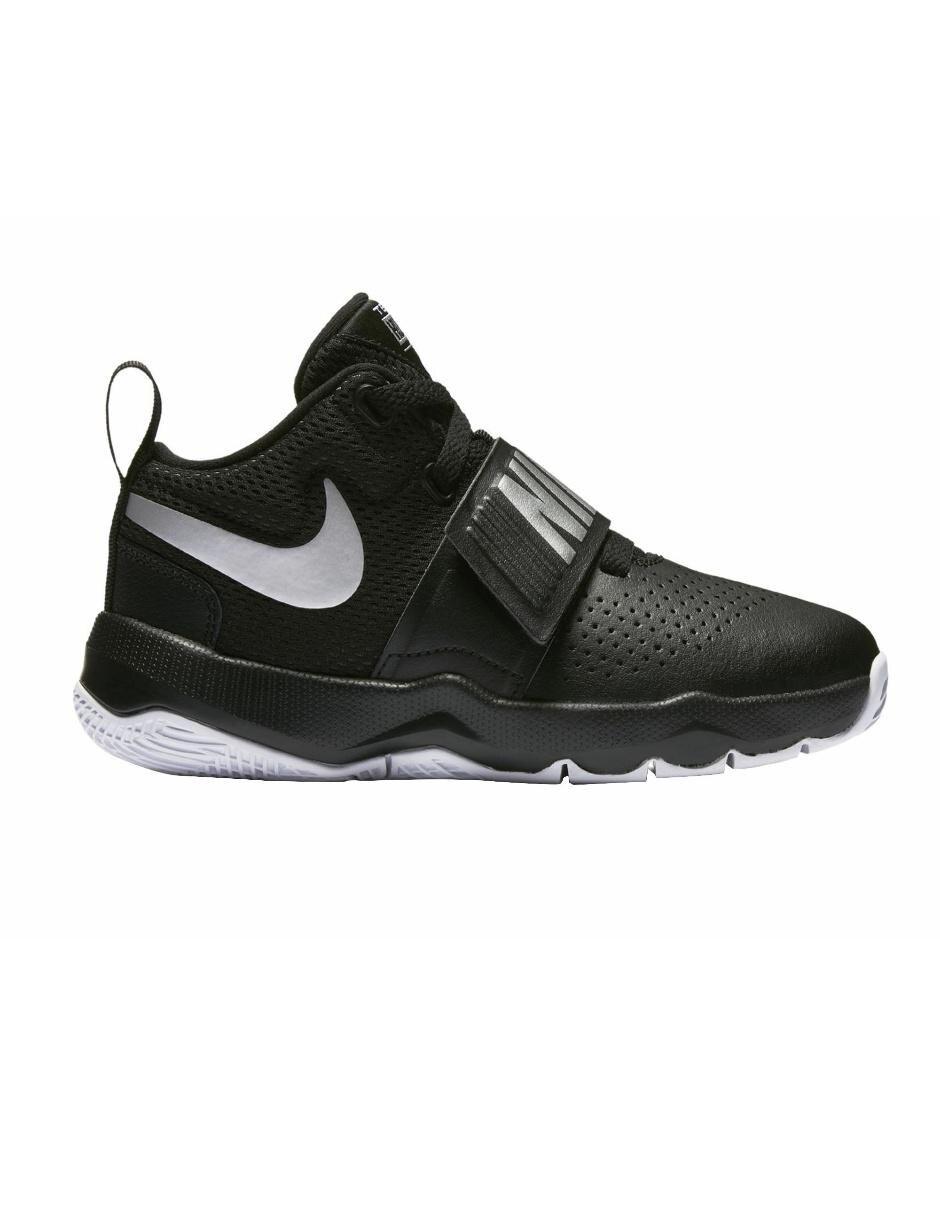0f6e8540 Tenis Nike Team Hustle D 8 PS para niño