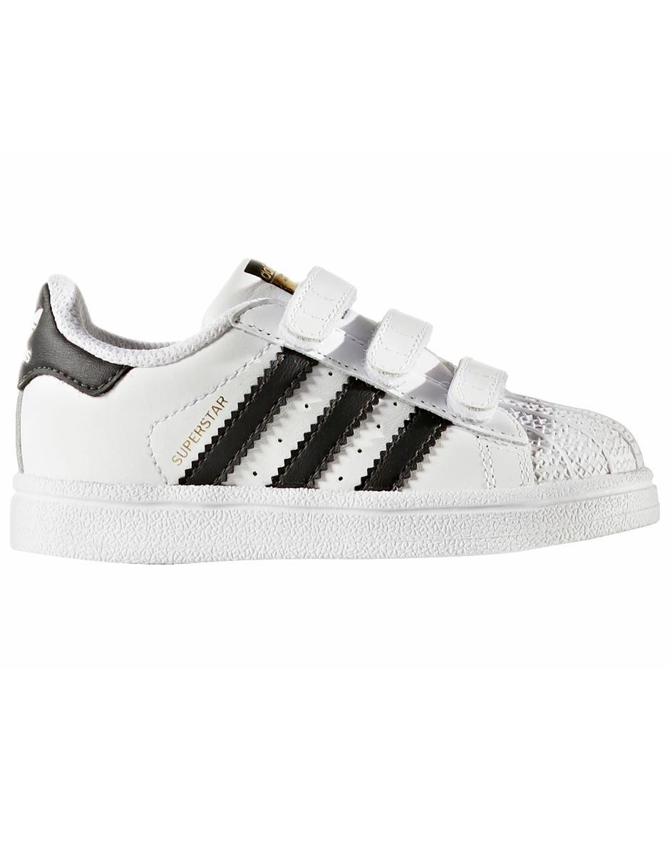 brand new 47140 80b50 Tenis Adidas Originals Superstar para niño