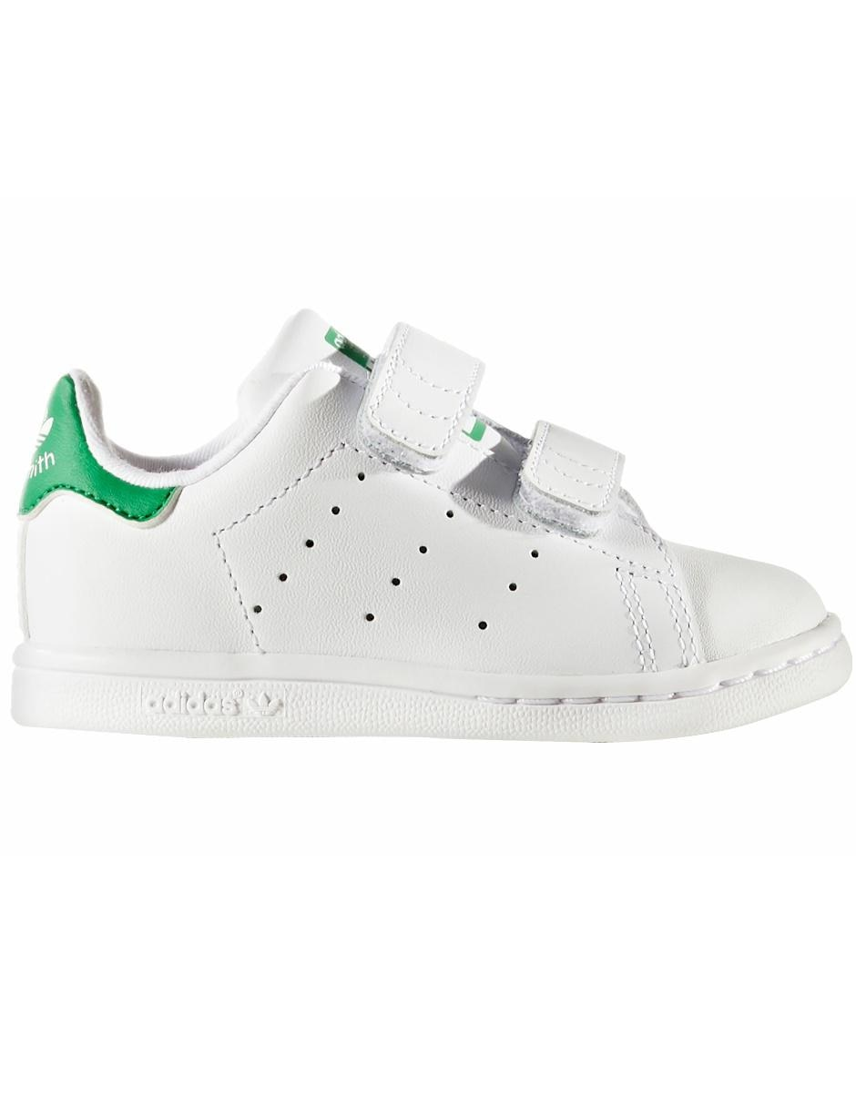 the best attitude 0c87e 1247a Tenis Adidas Originals Stan Smith para niño