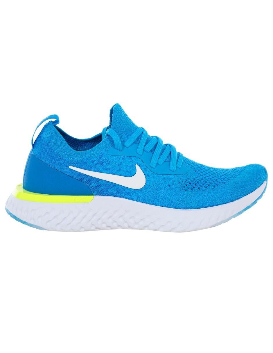 Tenis Nike Epic React Flyknit GS correr para niño