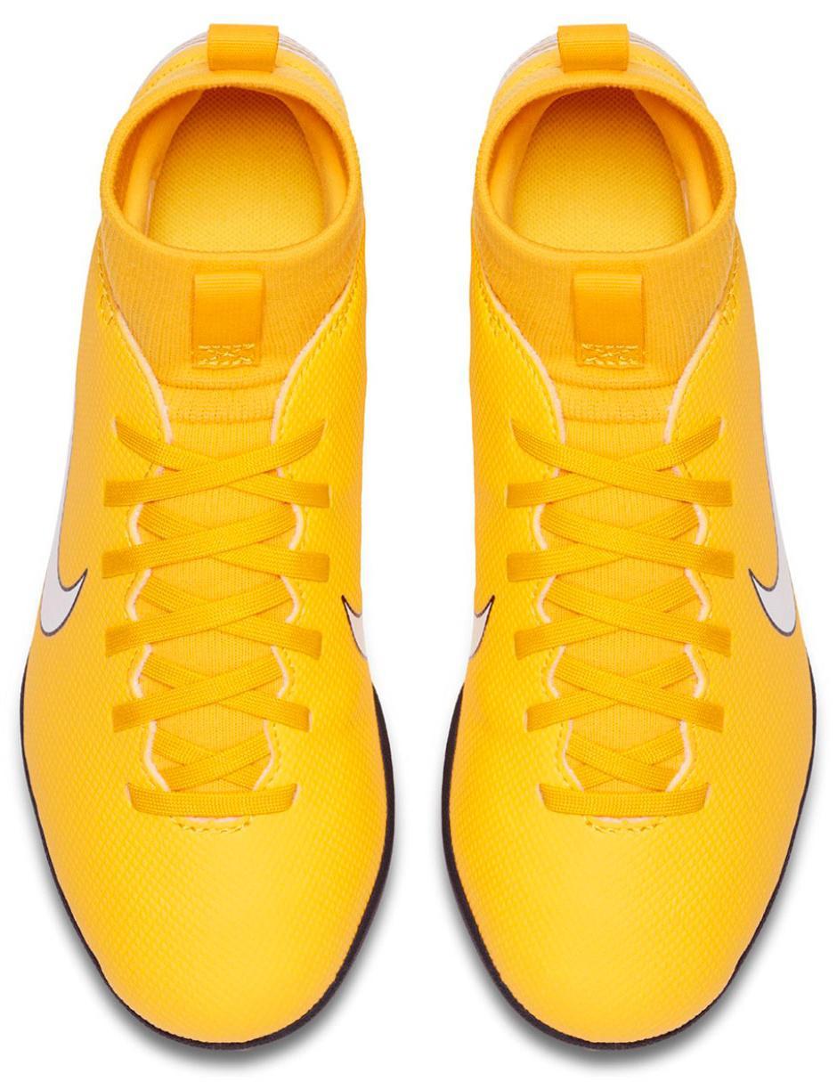 Cuarto En la madrugada Fondos  Tenis Nike Mercurial Superfly 6 Neymar Jr TF fútbol para niño en ...