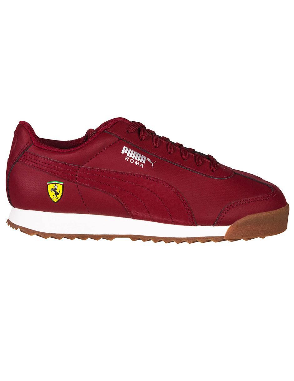 72684778c49 Tenis Puma Scuderia Ferrari Roma para niño