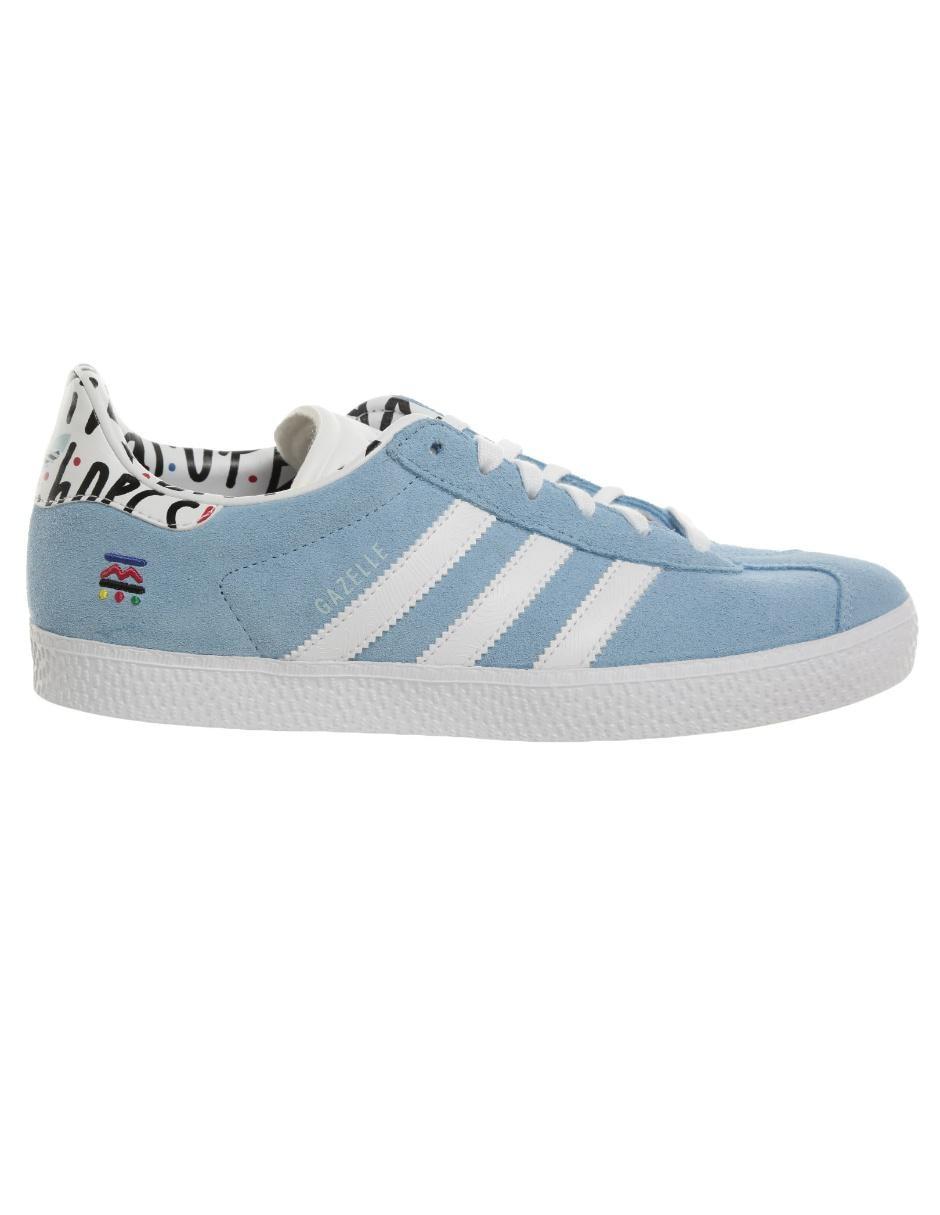 18fd31983a1 Tenis Adidas Originals Gazelle para niña