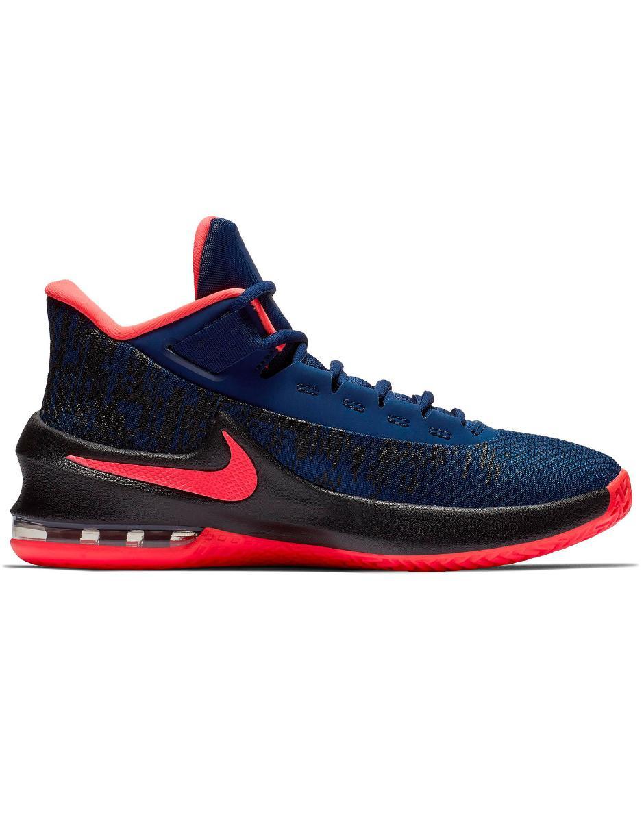 9173f06d06587 Tenis Nike Air Max Infuriate II Mid básquetbol para niño