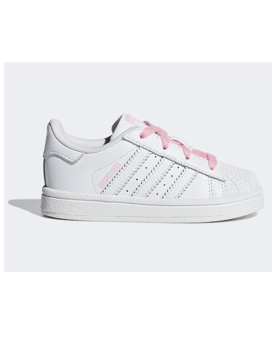 zapatos adidas niña superstar