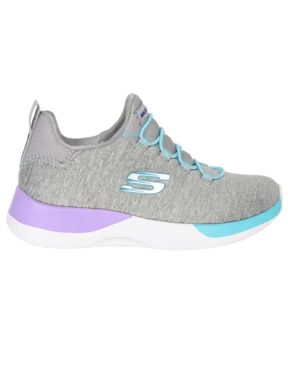 af3613f8520 Tenis Skechers Dynamight para niña