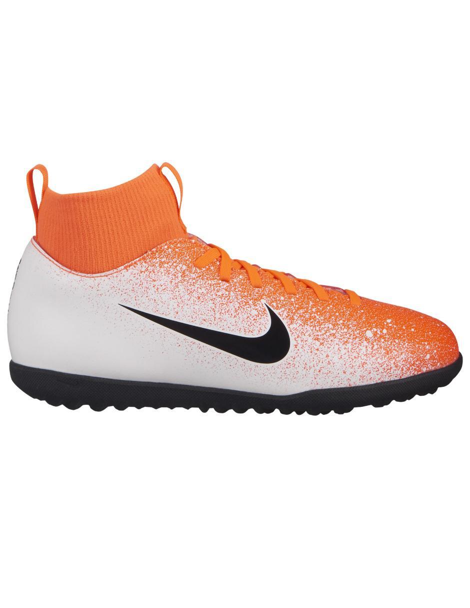 c01492e421ea9 Tenis Nike Mercurial Superfly TF fútbol para niño Precio Lista