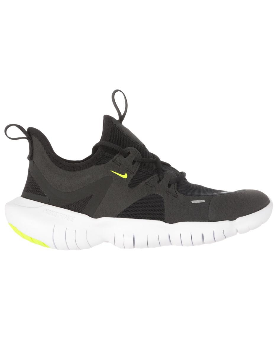 differently d4bb8 17fe7 Tenis Nike Free 5.0 correr para niño