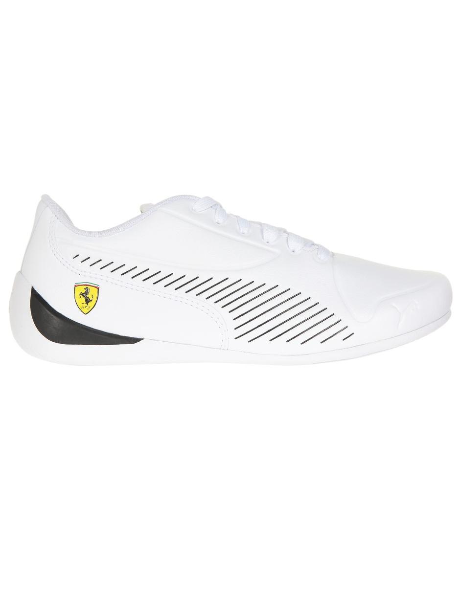 Tenis Puma Ferrari Drift Cat 7S Ultra para niño