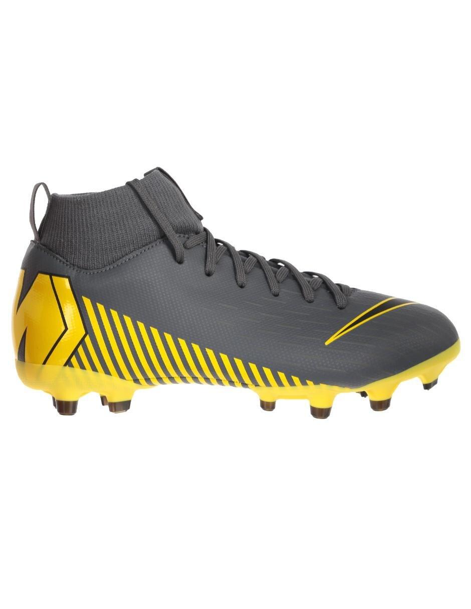 9ab0874b55c1f Tenis Nike Mercurial Superfly VI Academy FG fútbol para niño ...