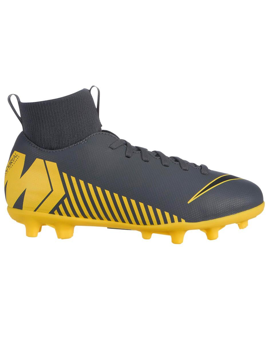 bb28f883508 Tenis Nike Mercurial Superfly VI Club MG fútbol para niño Precio ...