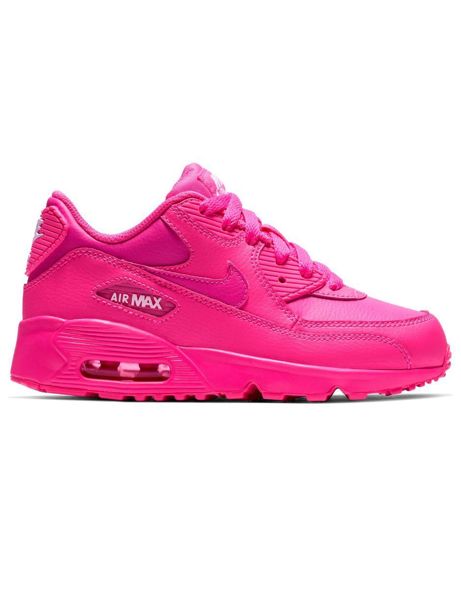 comprar bien gran descuento cupón de descuento Tenis Nike Air Max 90 para niña