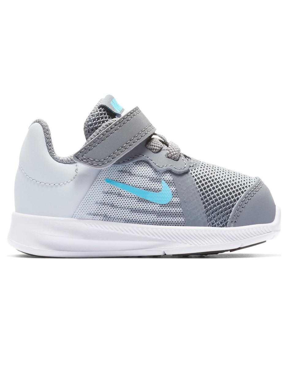 3ec622648c85e Tenis Nike Downshifter 8 TDV correr para niño