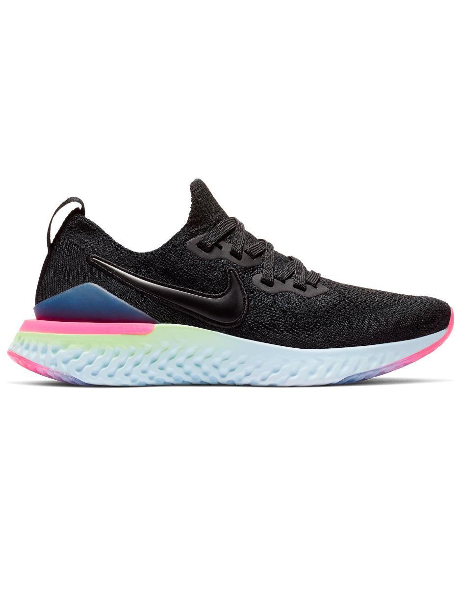 db27cce28b5e7 Tenis Nike Epic React Flyknit 2 correr para niño Precio Sugerido