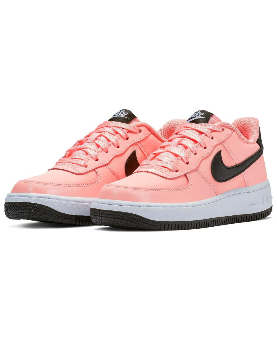 cache Alegrarse Campeonato  Tenis Nike Air Force 1 para niña en Liverpool