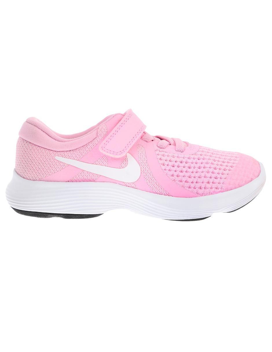 3498b4ba96c98 Tenis Nike Revolution 4 correr para niña Precio Sugerido