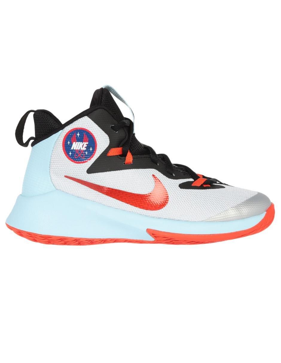 dfbf9f563e2c9 Tenis Nike Future Court SD básquetbol para niño Precio Sugerido