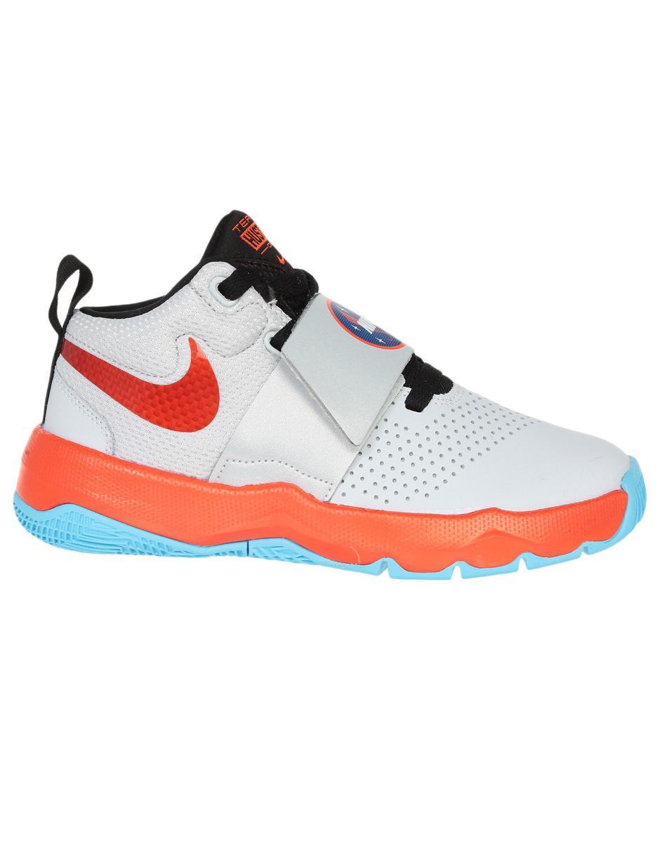 35849c4f60055 Tenis Nike Team Hustle D 8 básquetbol para niño Precio Sugerido