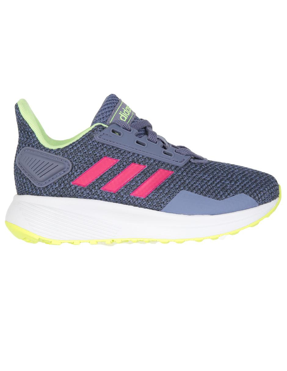 41e8a88a Tenis Adidas Duramo 9K correr para niña | Liverpool es parte de MI vida