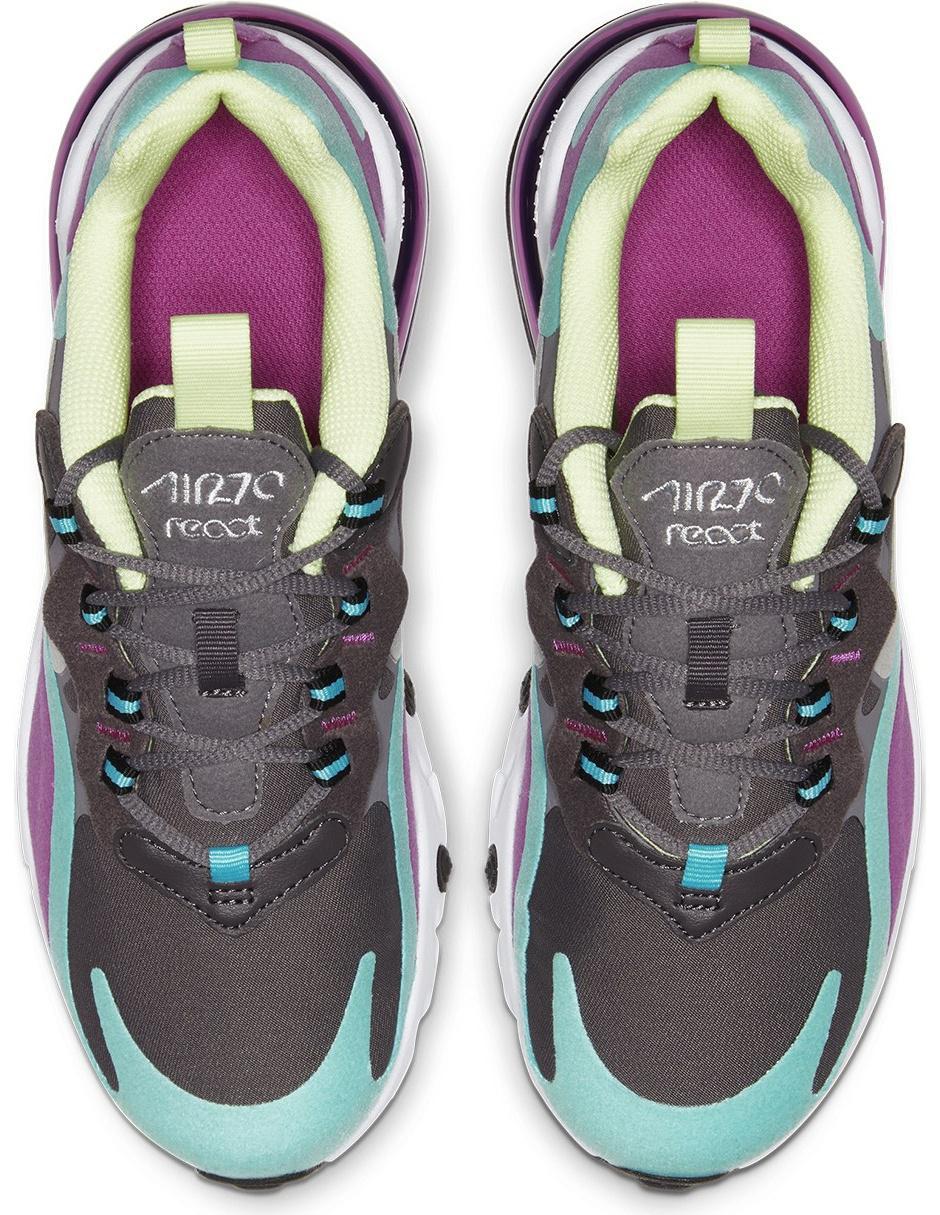 zapatillas nike air max 270 react niño